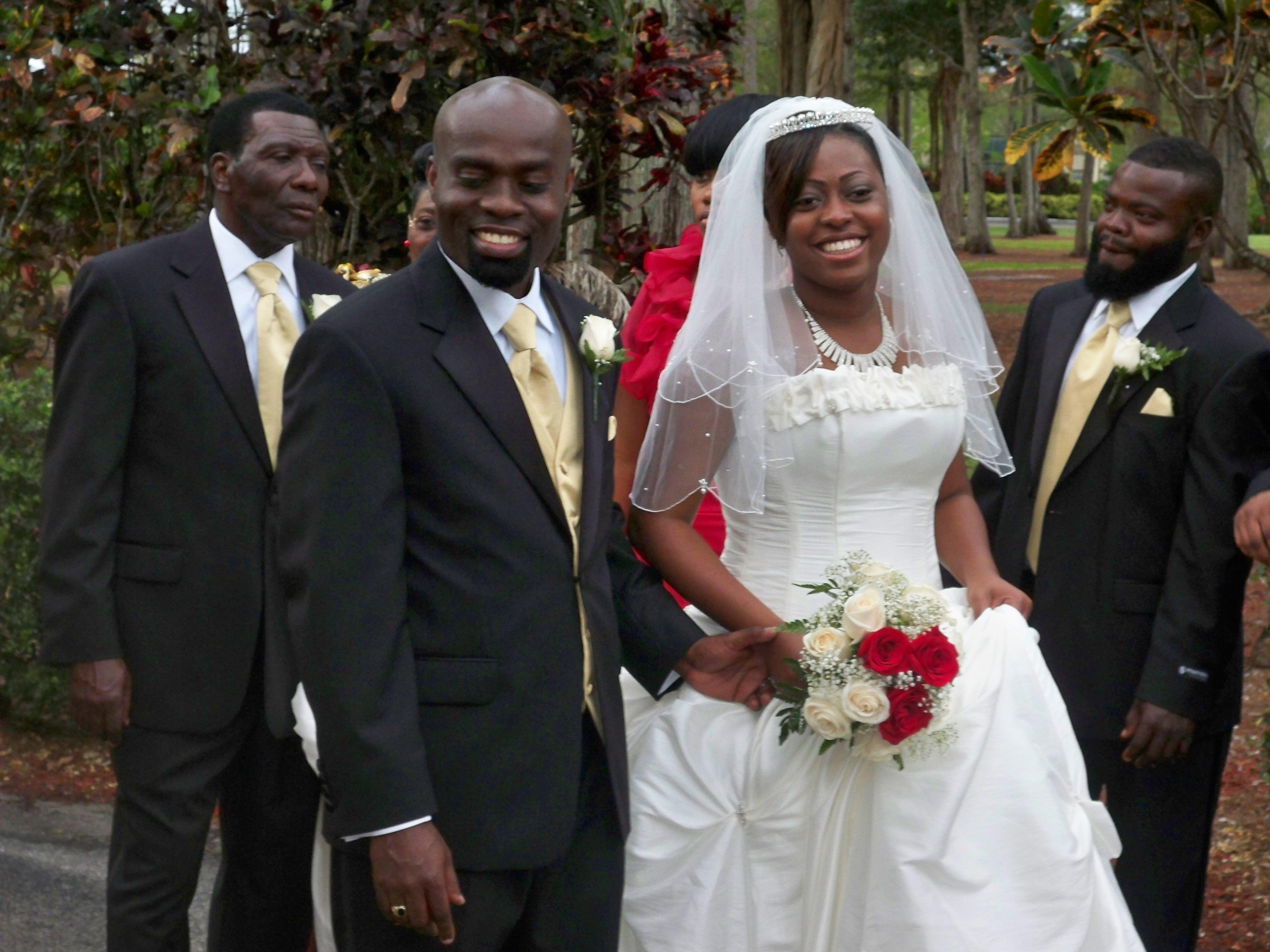Junior's Wedding